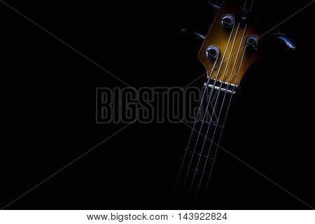 Five Strings Bass Guitar