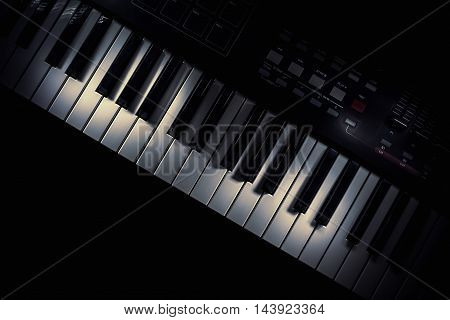 Modern Midi Keyboard Controller