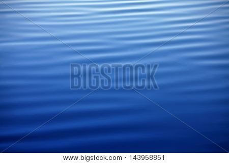 A tranquil water background. Abstraction for a relaxation