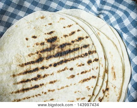 international cuisine mexican recipe flat bread made of corn