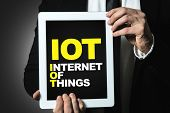 IOT - Internet of Things poster