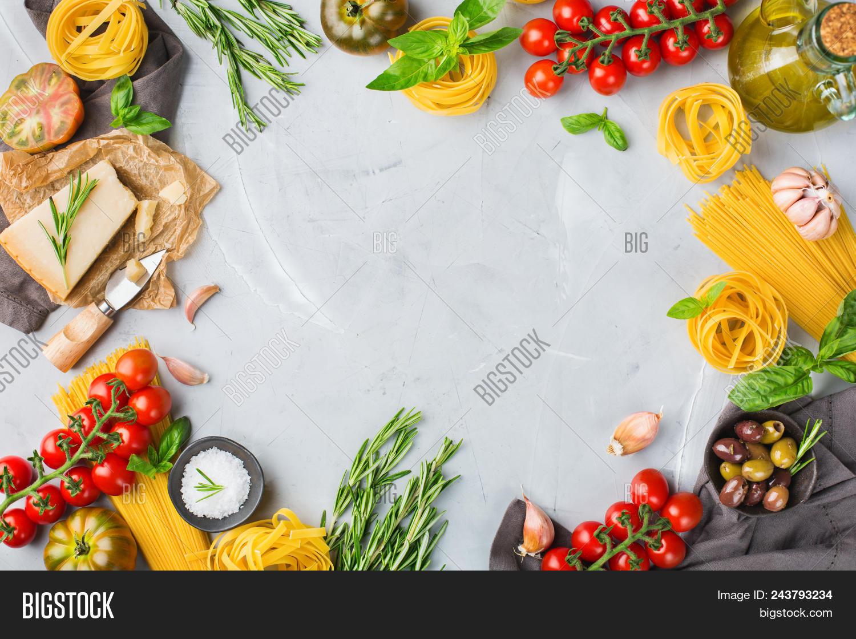 Italian Food Image & Photo (Free Trial) | Bigstock