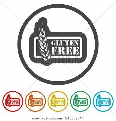 Gluten Free Icon, No Vector & Photo (Free Trial) | Bigstock