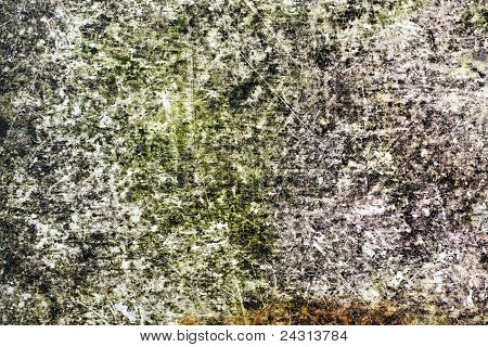 Dirty and grunge texture