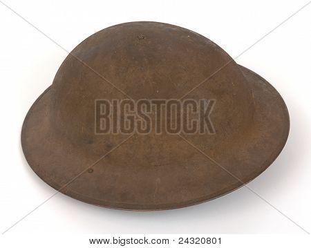 US WW1 M1917 helmet