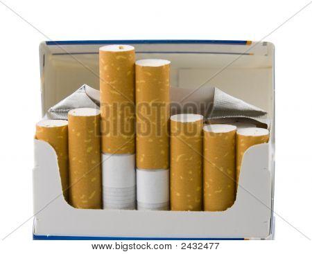 Smoking Is A Bad Habit
