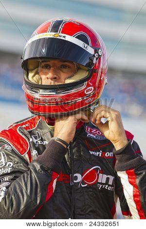 Indycar:  Oct 14 Izod Indycar World Championship