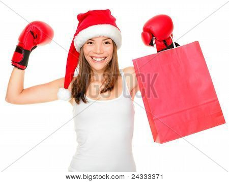 Christmas Shopping Boxing Day