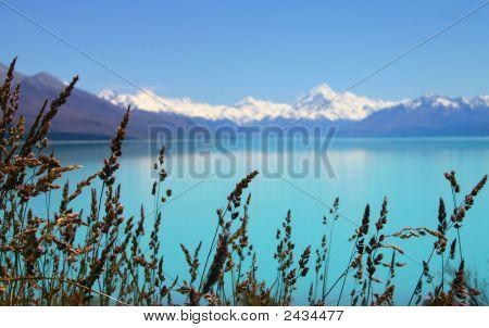 Breathtaking Mountain Lake