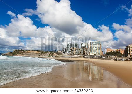 Newcastle Beach - Newcastle Nsw Australia