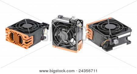 Hot-Swap Cooling Fans