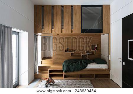Kid's Room In Modern Style