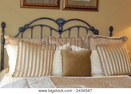 Fancy Bed