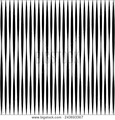 Vertical Parallel Lines. Abstract Monochrome Background. Straight Vertical Parallel Lines