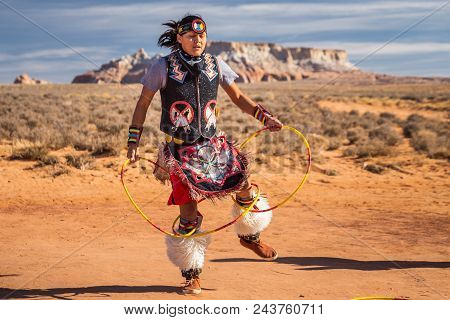 Navajo Traditional Dance