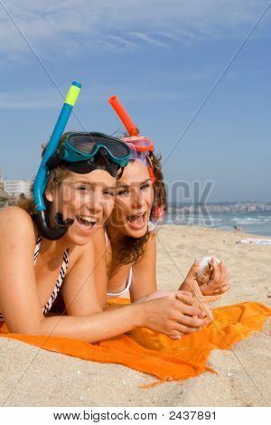 Fun On Summer Vacation