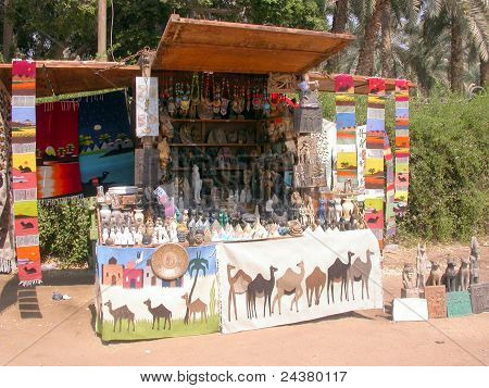 At the Bazaar