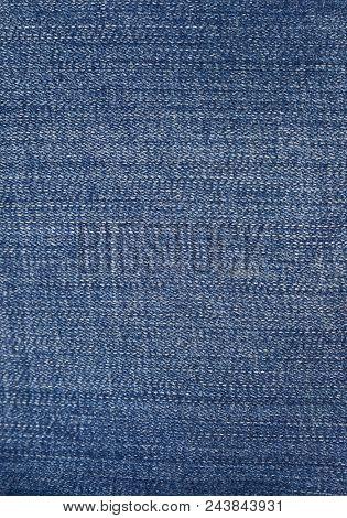 Blue Jeans denim texture.