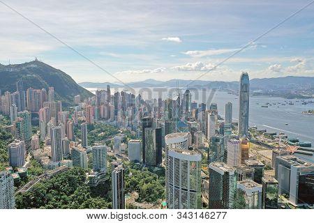 Central And  Admiralty  Hong Kong ,1 July 2019