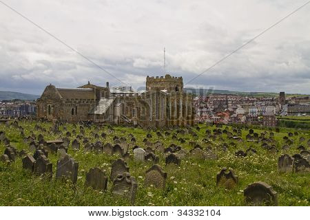 Church Of St Mary At Whitby