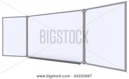 Big Magnetic White Board