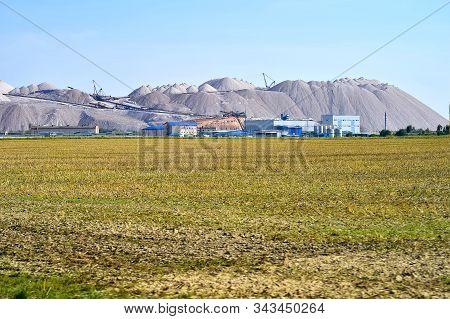 Industrial Enterprise For Production Of Potash Fertilizers