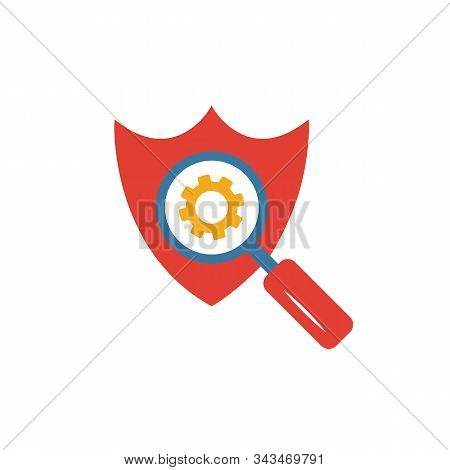 Risk Identification Icon. Simple Element From Risk Management Icons Collection. Creative Risk Identi
