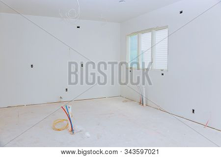 Drywall Tape And Finish Details New Home Before Installing Construction Building Industry New Home C