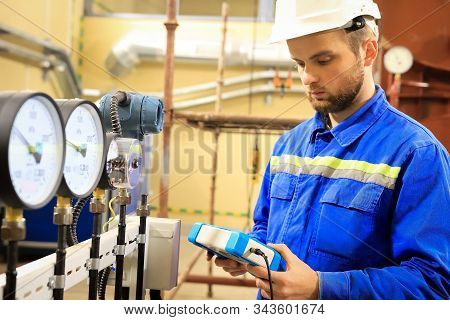 Maintenance Engineer  Controls A Work  Technological Process And Tests A Work  Gauge Pressure. Manag