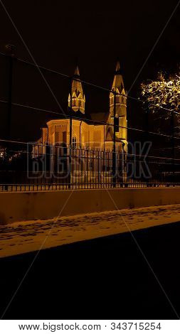 A Beautiful Church In Romania Satu Mare