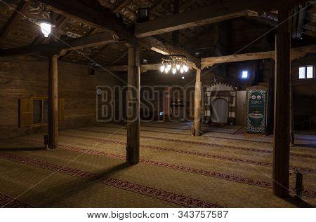 Gogceli Camii Interior