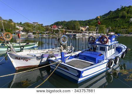 Harbor Yalikoy Turkey