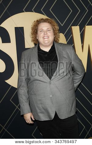 LOS ANGELES - JAN 4:  Fortune Feimster at the Showtime Golden Globe Nominees Celebration at the Sunset Tower Hotel on January 4, 2020 in West Hollywood, CA