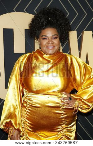 LOS ANGELES - JAN 4:  Da'Vine Joy Randolph at the Showtime Golden Globe Nominees Celebration at the Sunset Tower Hotel on January 4, 2020 in West Hollywood, CA