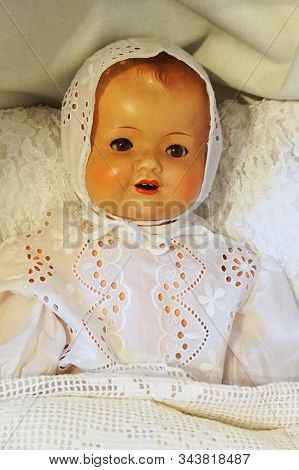 Old Historical Baby Doll