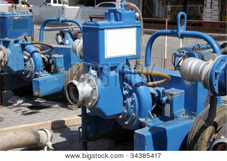 Series of heavy duty water pump for pulling out water