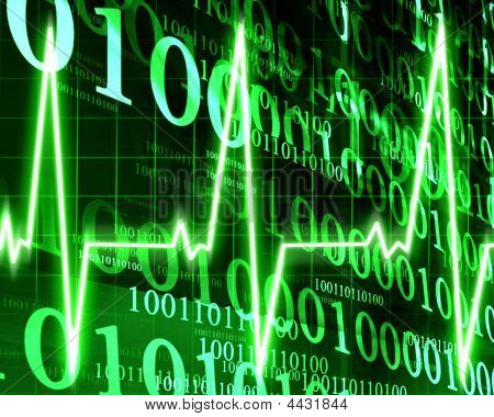 Монитор сердца