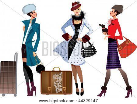 ladies in voyage