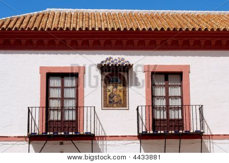 House In Andalusia