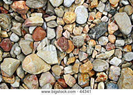 Beach Pebbles No.2
