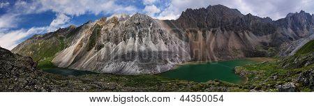 Two Mountain Lakes