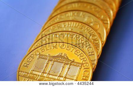 Gold Australian Coins