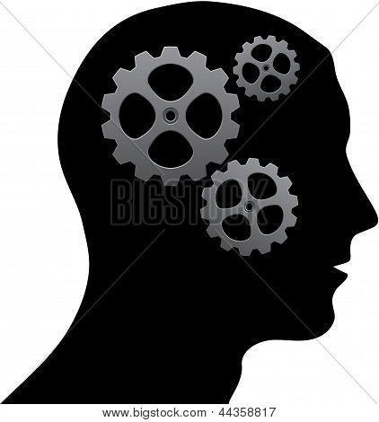 Brain of gears