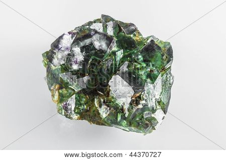 Fluorite Mineral Rock