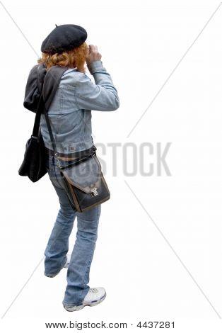 Woman Photographer
