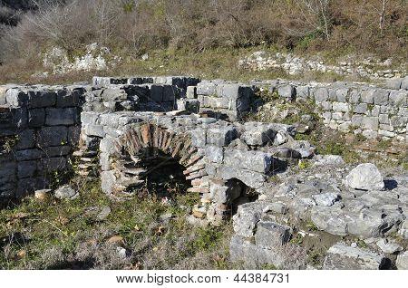Ancient Ruins In Nakalakevi