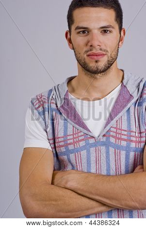 Young Casual Man
