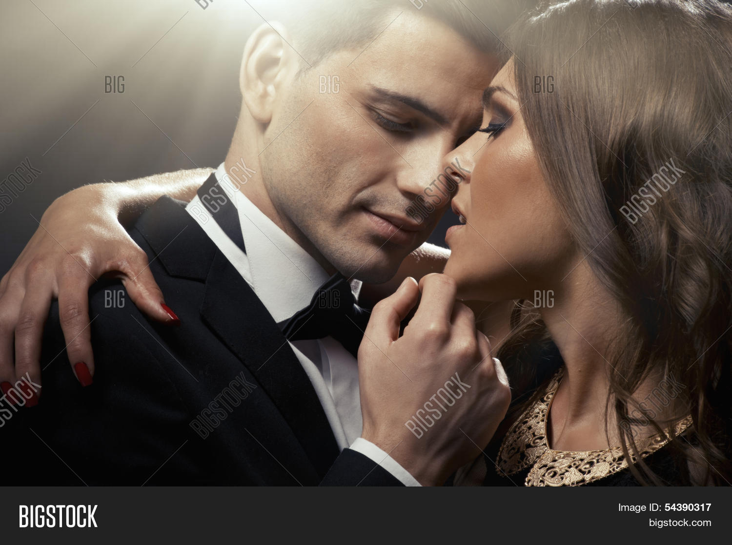 senual couples sensual portrait cute couple image photo bigstock 9514