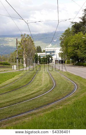Grass Tram Way