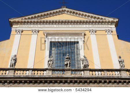 Basilica dei Santi Apostoli (Rome, italy)